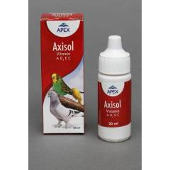 Apex Axisol Kuş Vitamini 20 ml