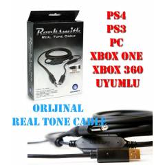 ROCKSMITH REAL TONE CABLE PS4 PC PS3 XBOX 360