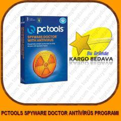 PCTOOLS SPYWARE DOCTOR ANT�V�R�S PROGRAMI