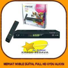 MERSAT NOBLE DİJİTAL FULL HD UYDU ALICISI