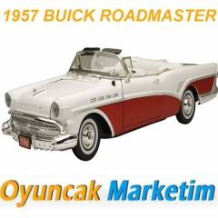 MOTORMAX 1:18 MODEL ARABA 1957 BUICK ROADMASTER