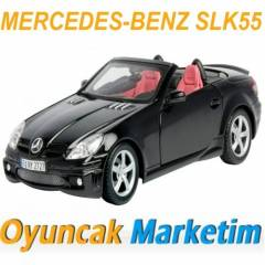 MOTORMAX 1:18 MODEL ARABA MERCEDES-BENZ SLK55 AM