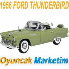 MOTORMAX 1:18 MODEL ARABA 1956 FORD THUNDERBIRD