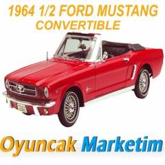 MOTORMAX 1:24 MODEL ARABA 1964 1/2 FORD MUSTANG