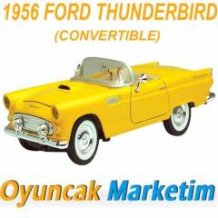 MOTORMAX 1:24 MODEL ARABA 1956 FORD THUNDERBIRD