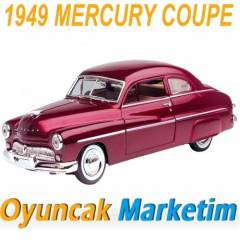 MOTORMAX 1:24 MODEL ARABA 1949 MERCURY COUPE