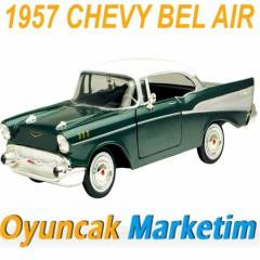 MOTORMAX 1:24 MODEL ARABA 1957 CHEVY BEL AIR