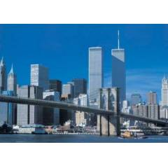 New York Twins Tower 2000 PAR�A PUZZLE