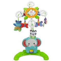 Fisher Price Be�ikte ve Yerde Del�ks Ya�mur Orma