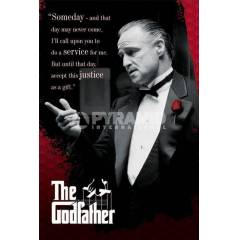 THE GODFATHER 70 x 100 cm POSTER