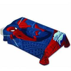 Aksu Spiderman Flight Tek Ki�ilik Battaniye(ZX)