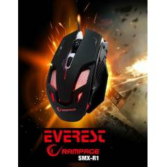 Everest Rampage SMX-R1 4000 Dpi Makro Mouse