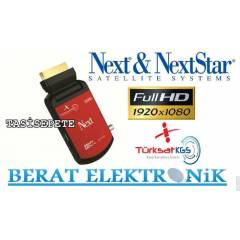 Next Minix HD Brother Uydu Al�c�s� Scart +HDMI