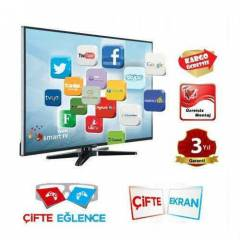 VESTEL 42PF8175 ��FT EKRAN 3D SMART LED TV