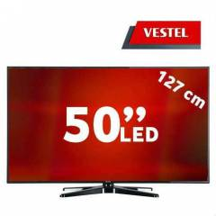 VESTEL SMART 50PF7175 127 EKRAN LED TV (50 in�)