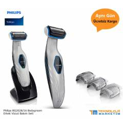 Philips BG2028 Bodygroom Erkek V�cut Bak�m Seti
