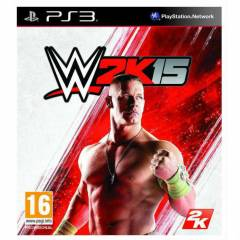WWE 2K15 PS3 OYUN STOKTA WORLDBAZAAR
