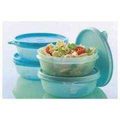 TUPPERWARE �EKER KAPLAR  4L� SET