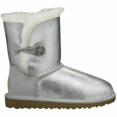 UGG BOT BA�LKEY BUTTON METALL�C G�M��