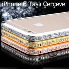 iPhone 6 4.7 K�l�f TA�LI METAL �ER�EVE KAPAK ORJ