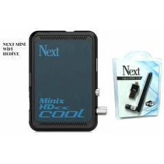 Next Minix HD COOL UYDU ALICISI 2.4 WİFİ HEDİYE