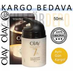 Olay Gündüz Kremi 50ML. | TOTAL EFFECTS 7in1