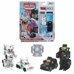 ANGRY B�RDS TELEPODS TRANSFORMERS 2 L� PAKET