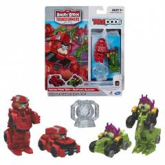 ANGRY B�RDS TRANSFORMERS TELEPODS 2 L� PAKET