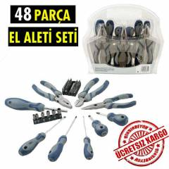 Macallister EL ALET� SET� 48 PAR�A FULL SET