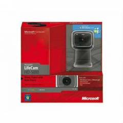 MICROSOFT L�FECAM HD-5000 WEBCAM PC KAMERA