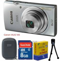 CANON IXUS145 16 MP HD 8X Zoom Foto�raf Makinesi