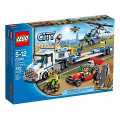 Lego City 60049 PR Helicopter Transporter