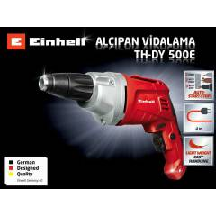 Einhell TH DY 500 E Al��pan Vidalama Makinesi