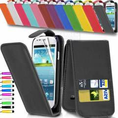 Galaxy S3 Mini KILIF i8190 KILIF S3 Mini SET FUL