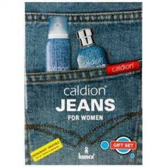 Caldion Jeans For Women  EDT 100ml - Bayan Parfü