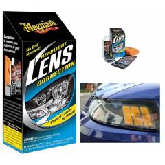 Meguiars HEADLIGHT LENS CORRECTION Far Tamir Kor