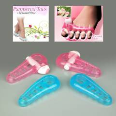 Pampered Toes Sensation Ayak Masaj Aleti (4&