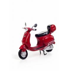 Decotown Scooter K�rm�z� Motosiklet