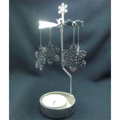 Mumun Is�s� ile d�nen Kartanesi Tealight Mumluk