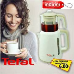 TEFAL MY TEA BJ2001 ÇAY MAKİNASI SEMAVER