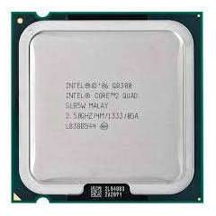 Intel Core 2 Quad  9300 2.50/6/1333 fsb i�lemci