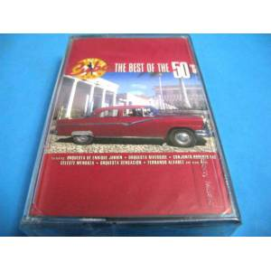 KASET ~  CUBA The Best of The 50's