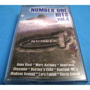 KASET Number One hits Vol. 4 Anna Vissi