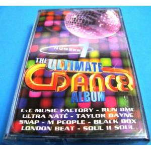 KASET The Ultimate Danc Album Various -
