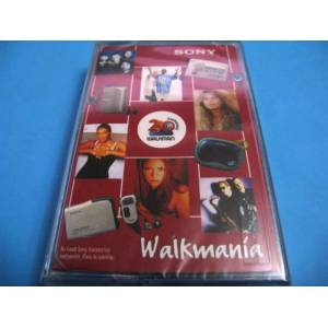 KASET Walkmania Walkmania Various - Dan Hartman