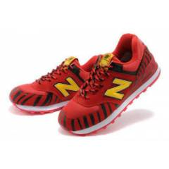 NEW BALANCE WL574HUB  RED&YELLOW  T�GER