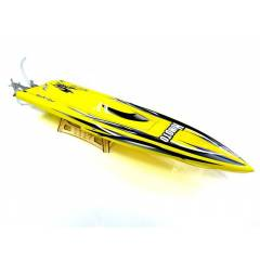 HIMOTO MAKIRA - YELLOW 625MM RTR ELECTRIC BRUSHL