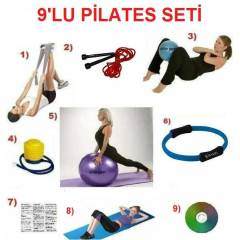 9'LU P�LATES SET�-BANT+PLATES TOP-�EMBER+�P+M�N
