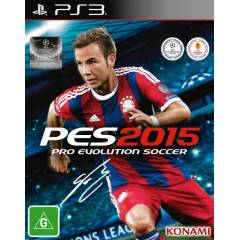 PS3 PES 2015 - PES 15 PS3 OYUN - T�RK�E MEN�