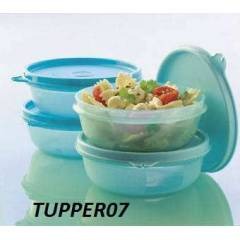 TUPPERWARE �EKER KAPLAR 300 ML. 4 L� SET
